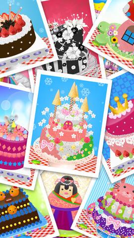 بازی ساخت کیک
