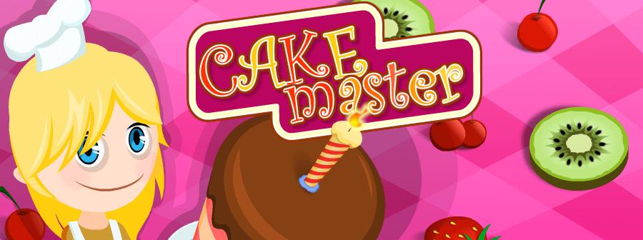 عکس بازی کیک پزی استاد کیک ساز