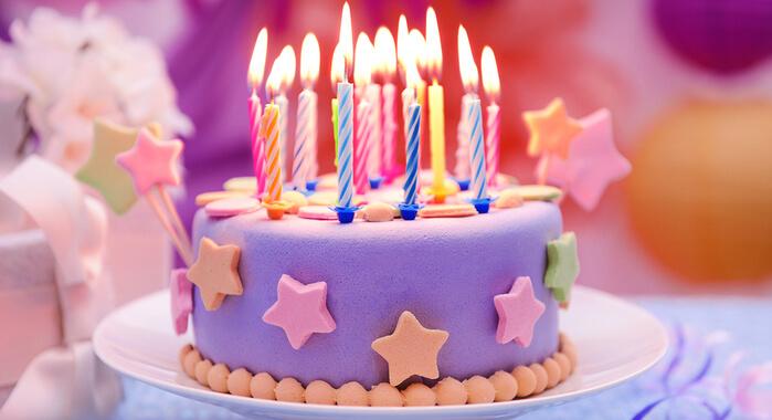 عکس کیک تولد (كيك تولد)