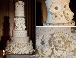 کیک عروسی لوکس