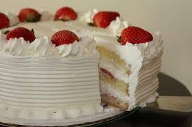 کیک بستنی لایه ای