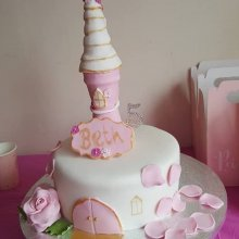 کیک جشن تولد بزرگسالان