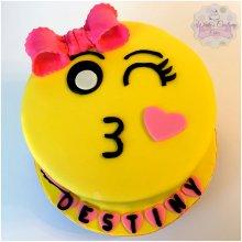 کیک تولد ایموجی