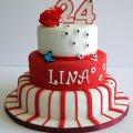 گالری تصاویر کیک تولد بزرگسالان