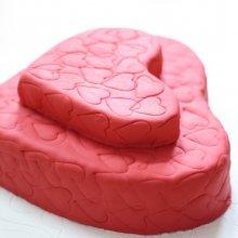 کیک قلبی صوزتی