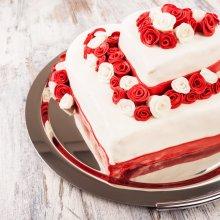 کیک قبلی سالگرد ازدواج