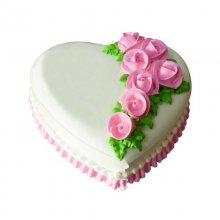 کیک قبلی گلدار