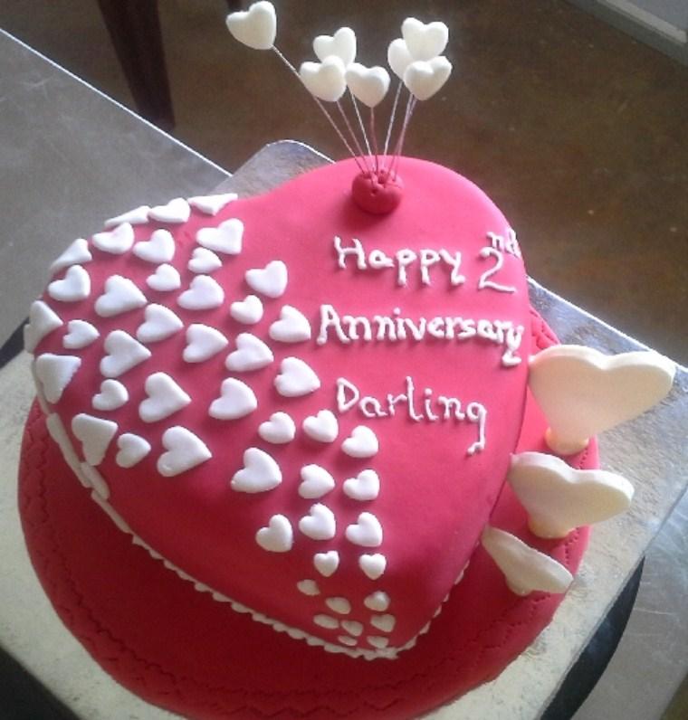 گالری تصاویر کیک جشن سالگرد ازدواج کیک ساز