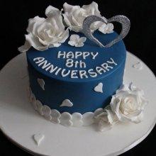 کیک جشن ازدواج