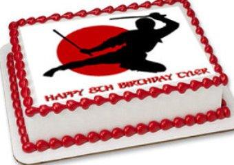 چاپ عکس روی کیک خوراکی