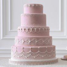 کیک عروسی پنجطبقه