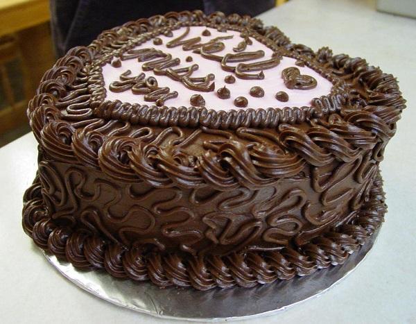 کیک های خانگی
