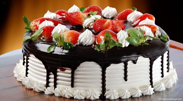 طرز پخت کیک در منزل