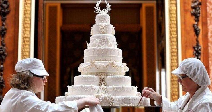 گران ترین کیک های عروسی دنیا
