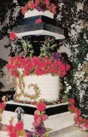 کیک عروسی گران قیمت لیزا مینیلی و دیوید جگست