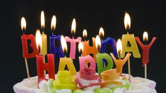 آهنگ تولدت مبارک : جشن تولد منه