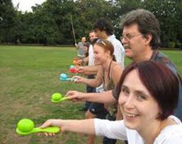بازی ها و مسابقه جشن تولد بزرگسالان