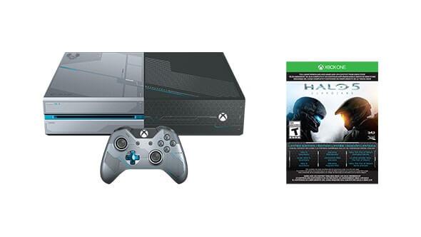 پک XBox one Halo 5