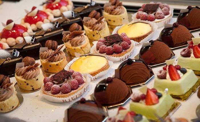 شیرینی های فرانسوی معروف
