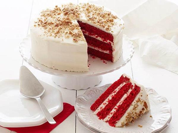 کیک مخمل قرمز ردولوت