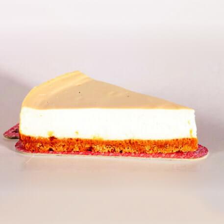 چیز کیک نیویورک آرد خوشمزه