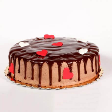 کیک شکلات بلژیک آرد خوشمزه