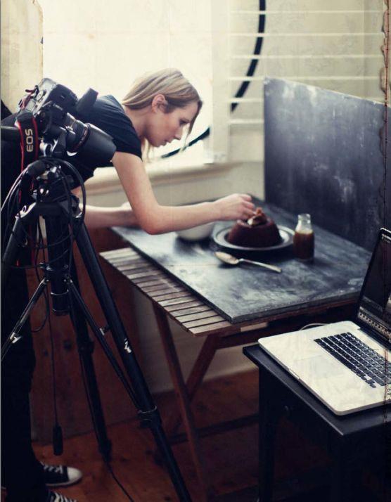 عکاسی کیک حرفه ای از کیک
