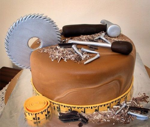 کیک تولد مناسب آقایان