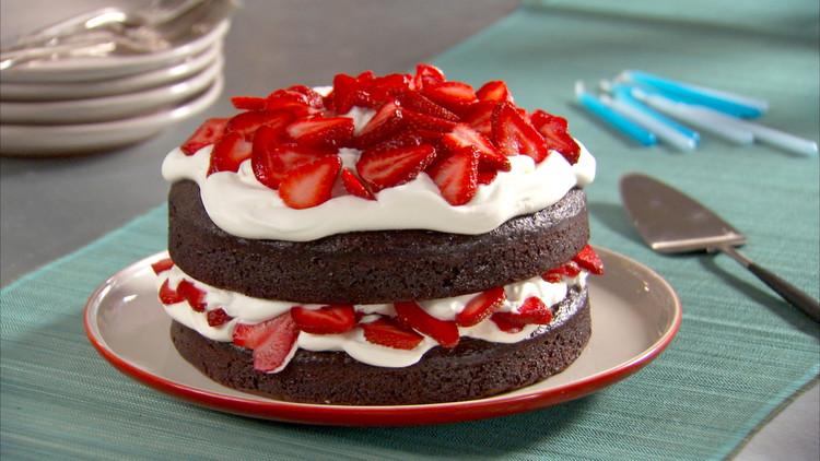 کیک توت فرنگی و رابطه آن با شخصیت